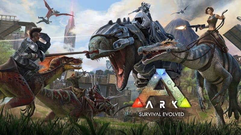4 Tips dan Tutorial Cara Bermain Game Ark Survival Evolved di Smartphone Gratis Tanpa Koneksi Internet (Offline)
