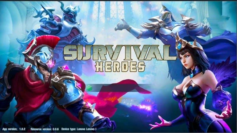 Tips and Trick Lengkap Bermain Survival Heroes