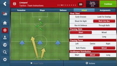 strategi football manager terbaik